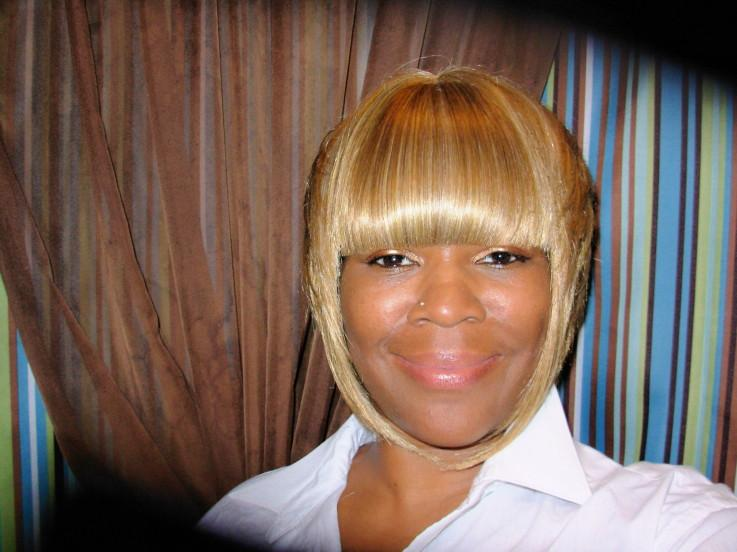 Syntic Blonde Wig Hairstyle
