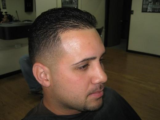 Taper Fade Hairstyles For Men Look Great Males Different Races