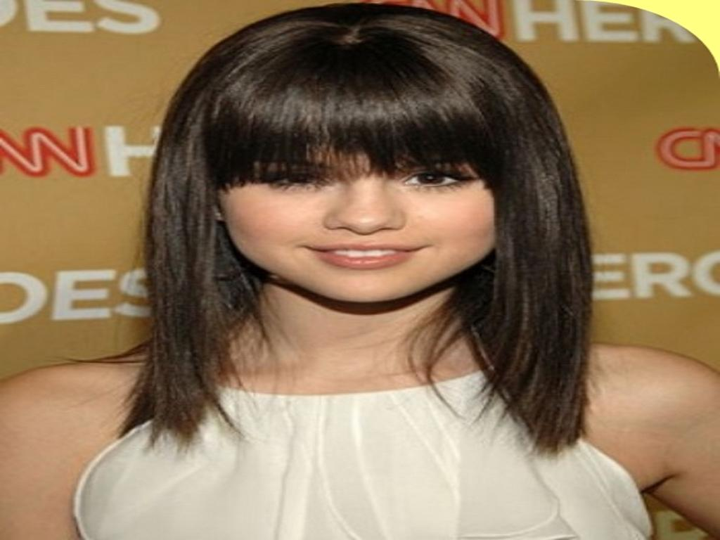 Terms Hairstyles For Round Faces Women