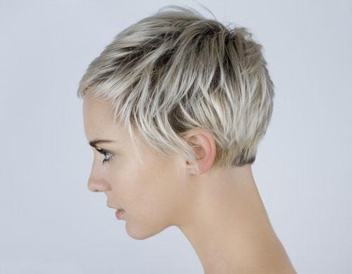 This Latest Pixie Haircut For Young Girls Will
