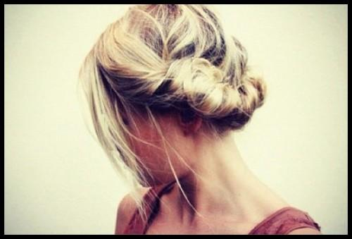 Top Easy Casual Updos For Long Hair