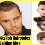 Top Stylish Hairstyles For Balding Men