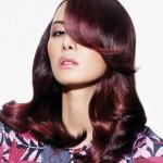 Trend Hair Colours Dark Red Color