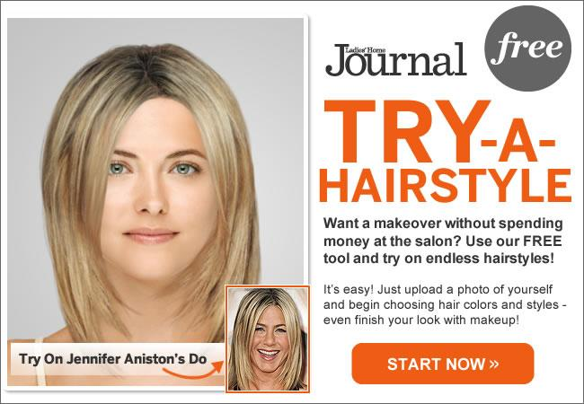 Try Hairstyle Our Free Makeover Tool