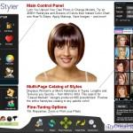 Try Hairstyles Online Virtual Hair
