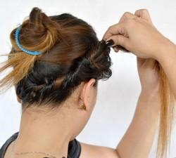 Try Innovative Ways Curl Your Tresses