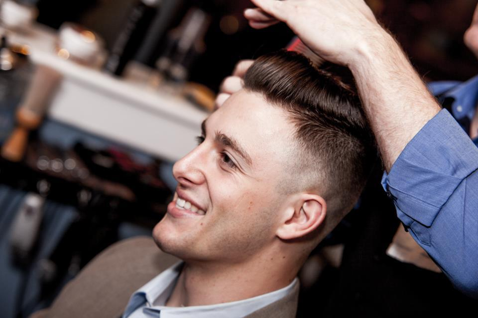 Types Barber Haircuts