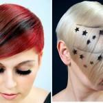 Unique Hair Color Short Hairstyles Latest Ideas For Women