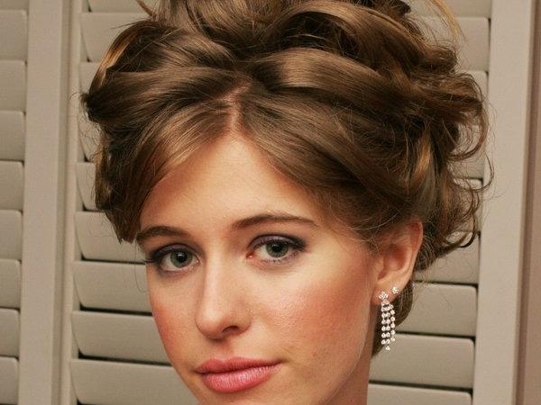 Unique Short Formal Hairstyles