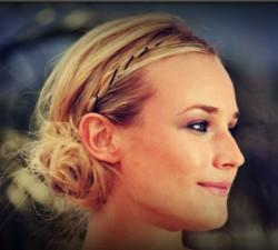 Updo Hairstyles For Medium Length Hair Quick Easy Updos Long
