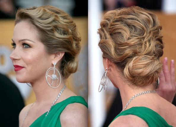 Updo Hairstyles For Summers Party Wedding