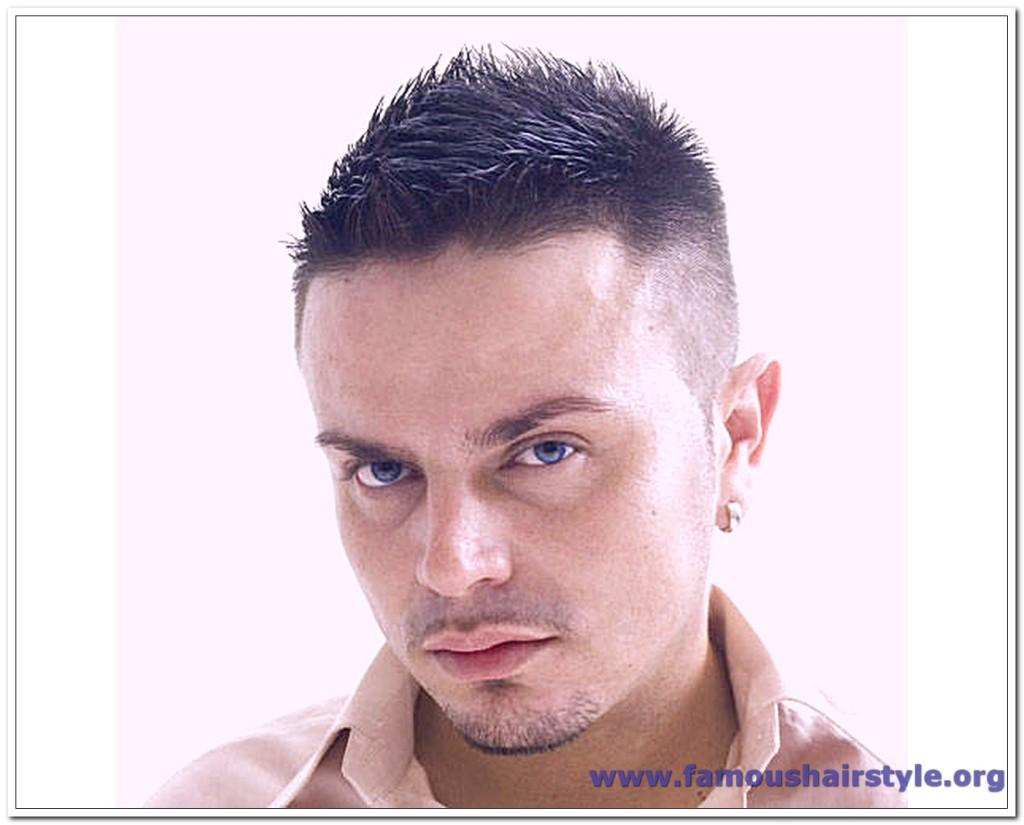 Very Short Hairstyles For Balding Men Haircuts