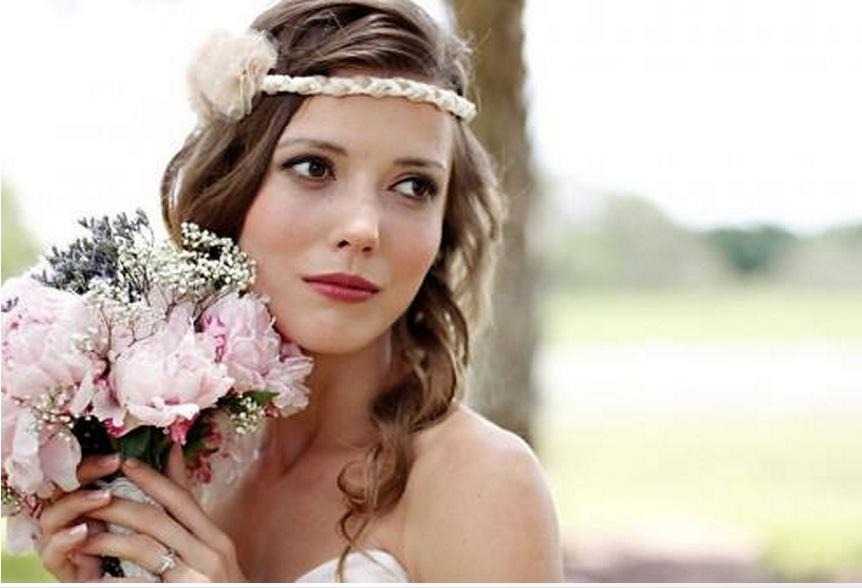 Vintage Wedding Hairstyle Ideas