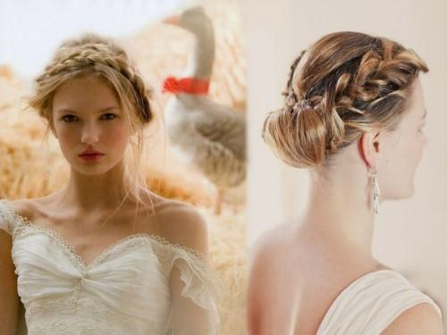 Wedding Hairstyles Braids For Short Hair From This Website