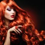 Women Long Red Hair Pictures