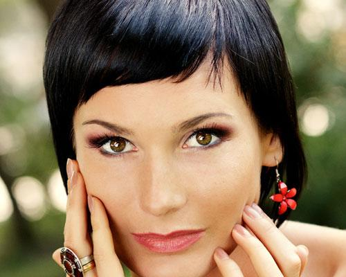 You Have Black Hair Simple Short Haircut Can Look Great